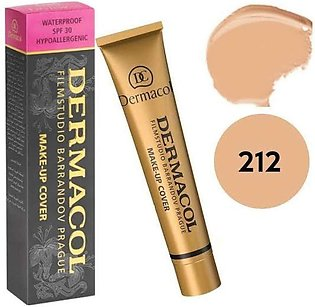 Dermacool Make Up foundation Cover 212
