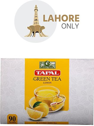 Tapal Green Tea lemon 90 Tea Bags