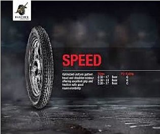 Panther Speed Tyre+Tube For back Wheel/Tire 70CC Bike