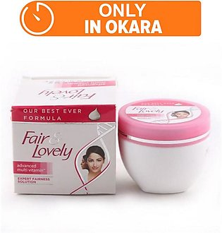 Fair & Lovely 70gm Jar (One day delivery in Okara)