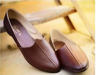 Men's Traditional High Quality Pumps, Khussa Style Footwear.