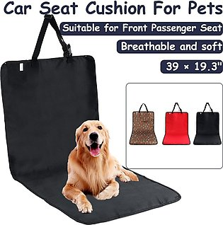 【For TheLovely】Waterproof Dog Cat Car Front Seat Cover Portable Nonslip Protect…
