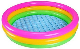 Sunset Glow Swimming Pool For Kids - 3Fit