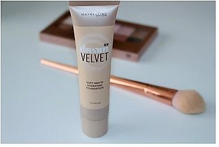 Maybelline Dream Velvet Foundation - 01 Natural