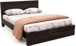 Wooden Sheet Single Bed High Quality polish Without mattress