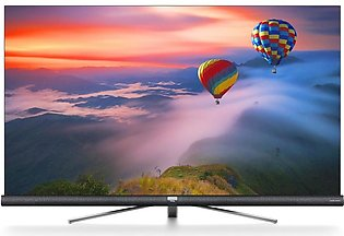 "TCL 55"" C6 UHD Android TV Black"