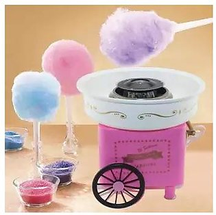 cotton candy machine - White