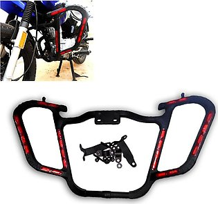 YAMAHA YBR , YBR-G, YBZ CRASH PROTECTOR (SAFEGURAD BAR)