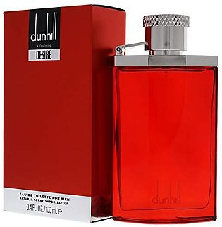 Dunhil Desire Red Edition Perfume For Men - 100ml