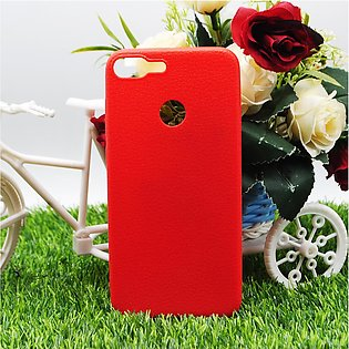 Huawei Honor 9 Lite Back Cover Red Soft Silicon Case For Honor 9 Lite