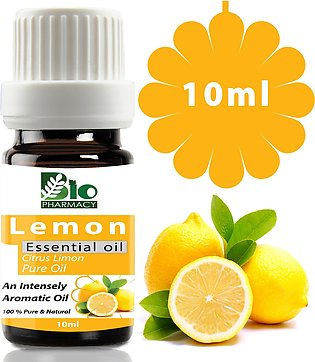 Lemon Aromatherapy Essential Oil - 100% Pure & Natural