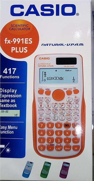 Scientific Calculator 991ES plus A+plus copy