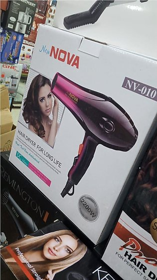 Nova Hair Dryer 4000 welts