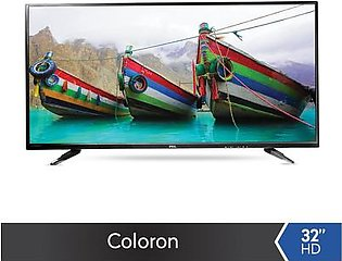 PEL Coloron 32 HD LED TV - Black