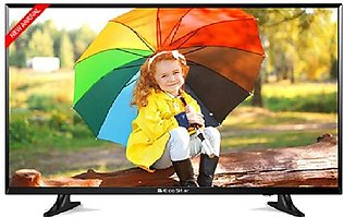 Ecostar CX-40U860 - 40 Inch - HD Led Tv - Smart Led TV - Black