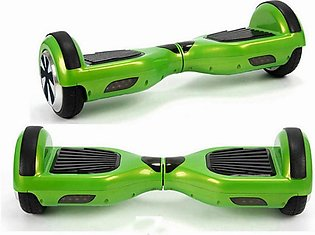 Two Wheels Smart Self Balancing Scooter with LED Light Monorover HoverBoard 4...