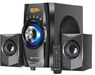 Audionic 2.1 Channel Speaker System Mega 40 Multimedia Bluetooth High Quailty...