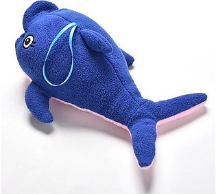 Baby Feeder Cover With Toy Shark