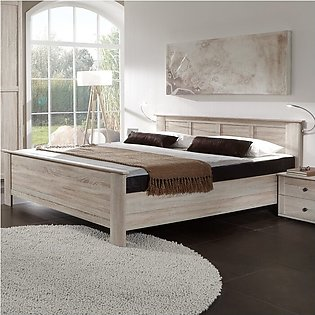 Revival Tactile & High Gloss Bed - Without Mattress