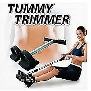 Tummy Trimmer Body Exerciser Machine Single Spring Home Gym For Man And Women H…