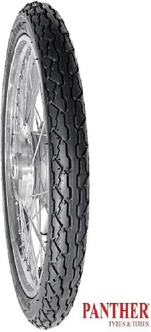 Honda Delux Rear PANTHER Tyre and tube (300-18)
