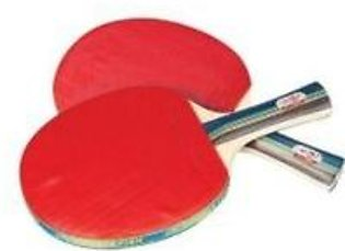 Professional Pair of Table Tennis Racket