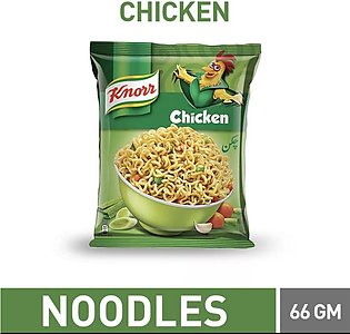 CHICKEN NOODLES 66G [ PACK OF 6 ]