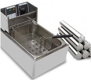 Commercial Electric Deep Fryer of 4.5L Tank Capacity