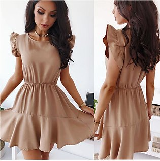 Popular new products in 2019 Fashion Women Casual Dress