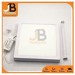 Good Quality Surface Square Open Panel SMD LED Light 18 Watt Warm & Cool White
