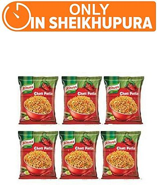 Knorr Noodles Chatpata Pack of 6 (One day delivery in Sheikhupura)