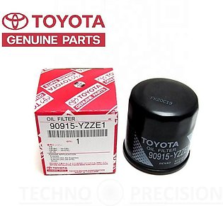 TOYOTA GENUINE OIL FILTER FILTER REPLACEMENT PART No (OEM #) 90915-YZZC7, 90915…