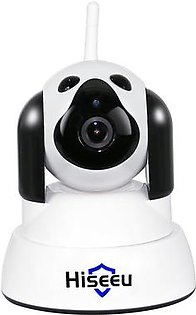 HESEEU FH4 720P IP Camera Wireless Home Security Dome Monitor Camera(EU)