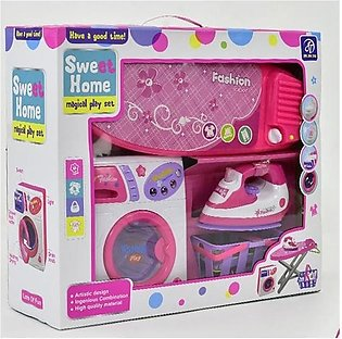 Household Appliances Magical Play Set