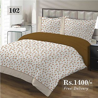Bedsheet For King Size Double Bed BD 102