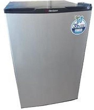 Dawlance Refrigerator - 9101S - Bedroom Size Series - 3cft - Silver