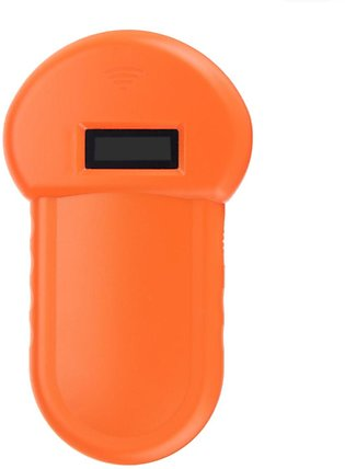 134.2Khz Animal ID Reader Pet Microchip Recognition Ear Tag Scan