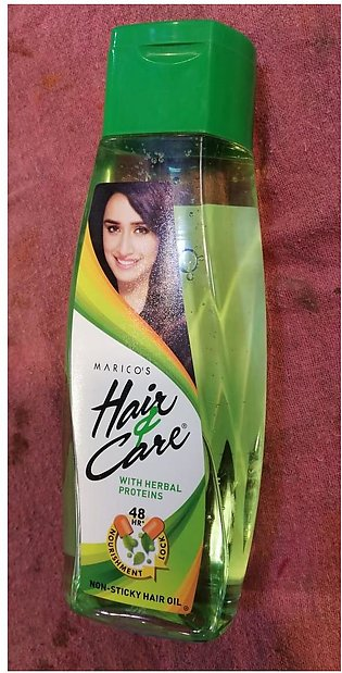 Non Sticky Herbal Oil By Hair & Care, 100ml