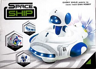 Baby Toy SpaceShip