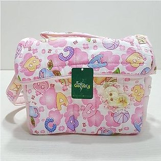 Baby Diaper Bag In PINK Color By Fashion Galaxy