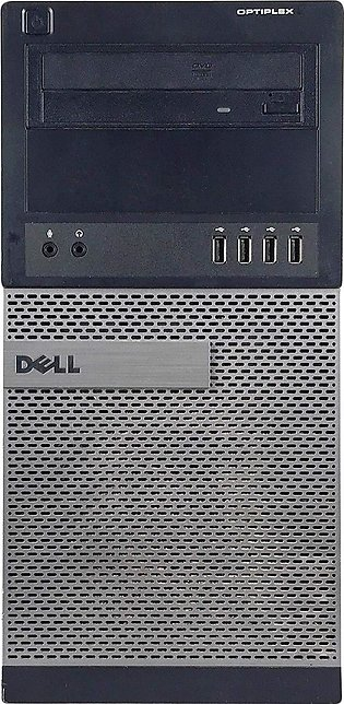 OptiPlex 790  Tower i3-2100 3.10GHz 4GB DDR3 RAM 1TB HD DVD-RW Windows 10 64-bit