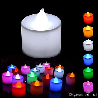 Electronic Flameless LED Candle Lights For Decoration