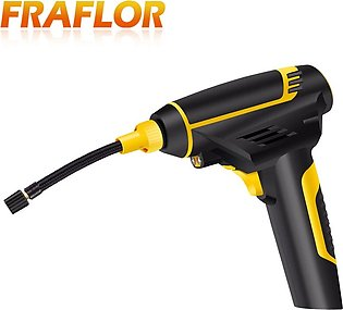 Portable Rechargeable Digital Car Tyre Inflator