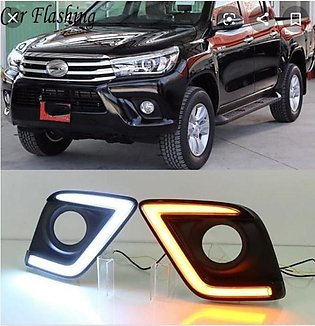 Day Lights for Toyota Rivo (2 Piece)