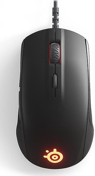 SteelSeries Rival 110 Gaming Mouse - 7,200 CPI - Black