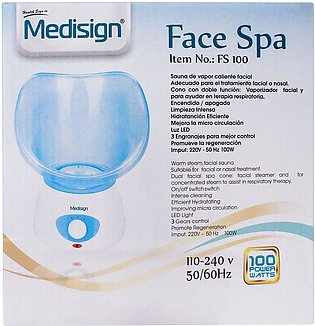 Face Spa Medisign Facial Steamer for Women and Girl fashion beauty