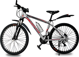 12 geared carbon body bicycle - 26 inch racing edition cycle - hydraulic brakes