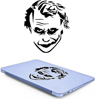 WHY SO SERIOUS JOKER Laptop Skin / Sticker, Removable