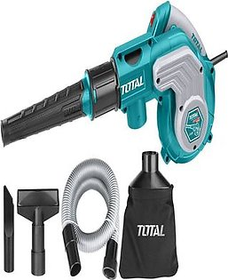 Total Total 2 in 1 - Vacuum Cleaner And Aspirator Blower – 800W