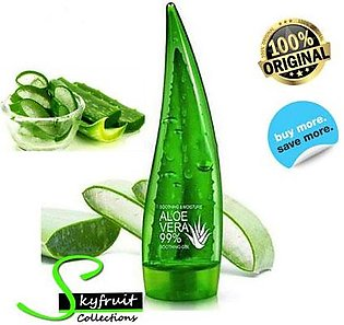 Aloe Vera Gel 160ML- Smoothing & Moisture for Normal Hair and Skin